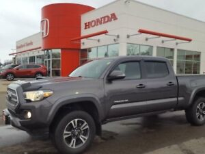 2016 Toyota Tacoma SR5 4x4 Double Cab TRD SPORT