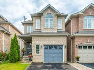 3+1 Bed / 3 Bath Solid Brick Home In Whitby