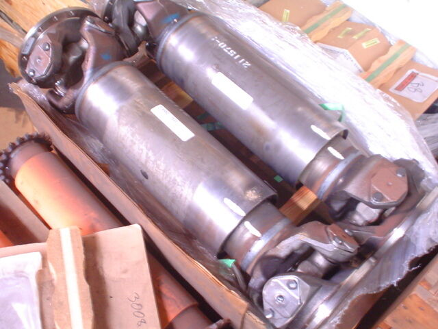 Dana-Spicer 916982-1631 Test Cell Short Couple Drive Shaft Coupling