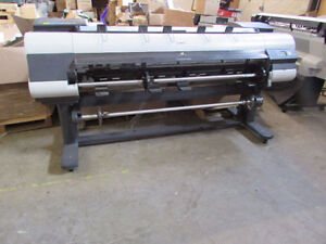 Lot of 3 Plotters - Canon, Epson