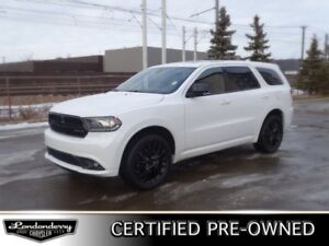 2015 Dodge Durango AWD LIMITED BLACKTOP Accident Free,  Leather,