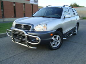2002 HYUNDAI SANTA-FE LIMITED 4X4 AUTO ''TAX INCLUDED''
