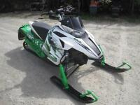 Preowned 2013 Arctic Cat F 800 Sno Pro RR Excellent Condition