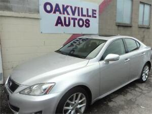 2011 Lexus IS 250 NAVIGATION BACK UP CAMERA Auto AWD SAFETY INCL