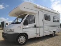 BESSACARR E425 FOUR BERTH, REAR LOUNGE MOTOR FOR SALE