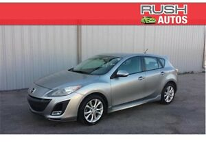 2010 Mazda Mazda3 GS ** FUEL EFFICIENT, 5-SPEED AUTO TRANS