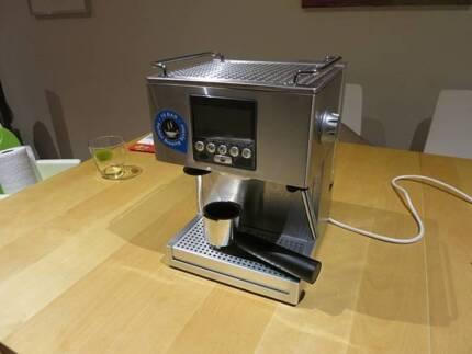 Espresso coffee machine - Lumina Signature Model 8010-1 Caulfield East Glen Eira Area Preview