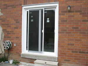 PATIO DOOR  $ 850 INST.GTA