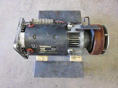 Crown Order Picker Electric Forklift Prestolite Mte-4004 104120 24v 24 V Motor