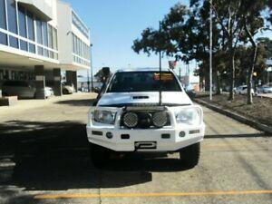 2009 Toyota Hilux KUN26R MY07 SR Utility Dual Cab 4dr Auto 4sp, 4x4 940kg 3.0D Automatic Utility Lidcombe Auburn Area Preview