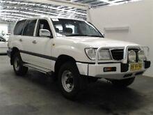 1999 Toyota Landcruiser FZJ105R GXL (4x4) White 4 Speed Automatic 4x4 Wagon Beresfield Newcastle Area Preview