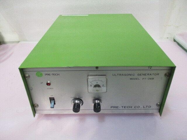 Pre-Tech Co., PT-06B, Ultrasonic Generator, 200V. 422978