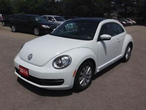 2014 Volkswagen Beetle Coupe (2 door)