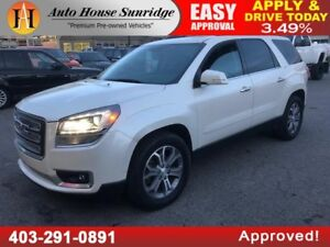 2013 GMC ACADIA SLT2 AWD NAVIGATION BACKUP CAMERA