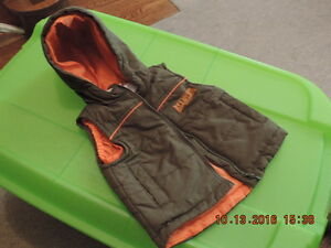 Size 18-24month Fall Jackets & Vest