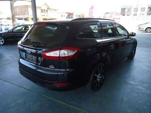 2013 Ford Mondeo MC LX Tdci Black 6 Speed Auto Dual Clutch Wagon Hamilton Newcastle Area Preview