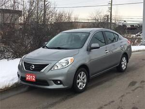 2012 Nissan Versa 1.6 SL *Accident Free* FINANCING AVAILABLE!