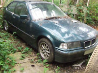 BMW E36 COMPACT 320 318 316 318TDS ALLOYWHEELS TYRES Breaking for parts in Gatwick