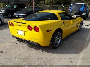 1997- 2013 c5 and c6 corvette parts for sale