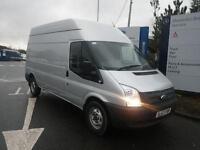 Ford Transit 2.2TDCi ( 125PS ) ( EU5 ) ( RWD ) 350 LWB HR