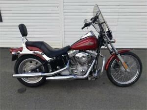 2006 Harley Davidson FXST Softail Only 15000kms! Clean Bike