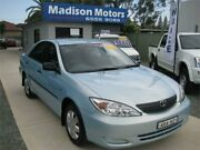 2004 Toyota Camry ACV36R Altise Blue 4 Speed Automatic Sedan Tuncurry Great Lakes Area Preview