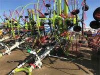 Claas Liner Rotary Rakes Brandon Brandon Area Preview