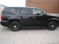 X-POLICE Chevrolet Suburban in MINT CONDITION! $8999.99!