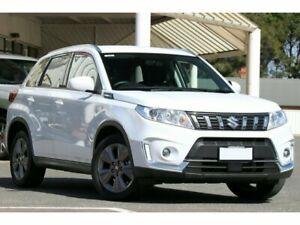 2019 Suzuki Vitara LY Series II 2WD White 6 Speed Sports Automatic Wagon Christies Beach Morphett Vale Area Preview