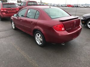 2008 PONTIAC G5 4DR SEDAN
