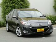 2009 Mazda 3 BL10L1 SP25 Grey 6 Speed Manual Sedan Melrose Park Mitcham Area Preview