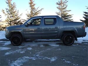 2008 HONDA RIDGELINE EX-L 3.5L 203K FOR ONLY $11,550.