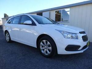 2016 Holden Cruze CD Automatic Wagon With Only 13,000km Bowral Bowral Area Preview