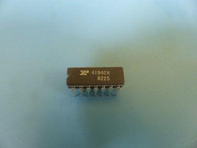 Exar  Xr4194cn Qty Of 3 Per Lot Adjustable Positive Voltage Regulator  Ceramic 1