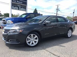 2015 Chevrolet Impala LT // ONLY 8 000KMS!! // LIKE NEW!!