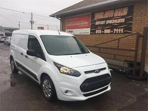 2015 Ford Transit Connect XLT**AUTO**4 CYLINDER***ONLY 22KMS