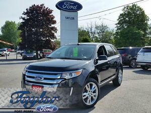 2014 Ford Edge SEL *AWD* *LEATHER* *20's* *NAV*