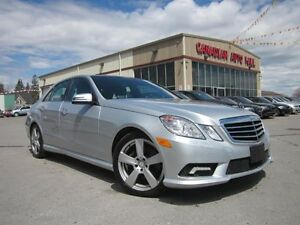 2011 Mercedes-Benz E-Class *** PAY ONLY $135.99 WEEKLY OAC ***