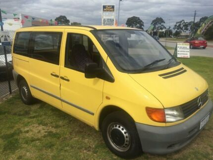 2000 Mercedes-Benz Vito 102000km  Manual Van Wangara Wanneroo Area Preview