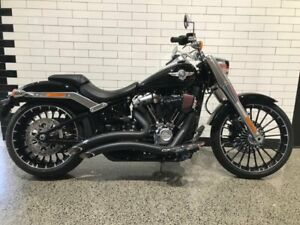 2019 Harley-Davidson FAT BOY 114 (FLFBS) Road Bike 1868cc Tempe Marrickville Area Preview