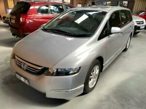 2005 Honda Odyssey 20 Luxury Silver 5 Speed Sequential Auto Wagon Dandenong South Greater Dandenong Preview