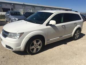 2010 Dodge Journey R/T-AWD-REMOTE START-LEATHER-LOADED-ALLOYS