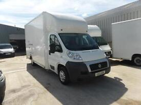 FIAT DUCATO 2.3 LOW LOADING 14FT6 BOX