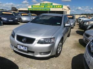 2012 Holden Commodore VE II MY12 Omega Silver 6 Speed Automatic Sedan Officer Cardinia Area Preview