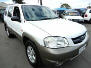 2002 Mazda Tribute Classic Traveller White 4 Speed Automatic Wagon Enfield Port Adelaide Area Preview