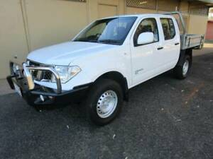 2013 Nissan Navara RX 4x4 Turbo Diesel Dual Cab TRAYTOP ONLY $21888 Alice Springs Alice Springs Area Preview