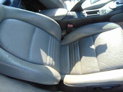 97-04 Porsche Boxster 986 Carrera 996 Front RIGHT seat Grey. Gray Bottom Rail