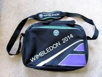 2 x Wimbledon 2014 Laptop bags by Babolat - Unused