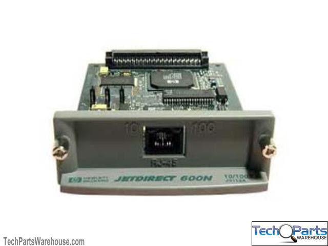 HP JETDIRECT PRINTER NETWORK CARD LASERJET 4000N 4050N 4100N TESTED/WARRANTY AAA