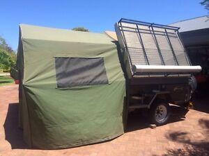 Off-road Camper Trailer Hardtop Duncraig Joondalup Area Preview